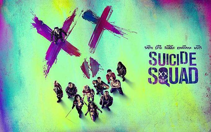 Suicide Squad(記史上最惡突擊隊!)