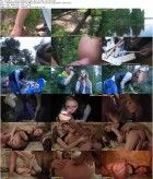 Ksyusha, Artyom - Anal amateurs have fun in the country