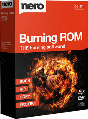 Nero Burning ROM 2019 v20.0.2005 [Multi/PL]