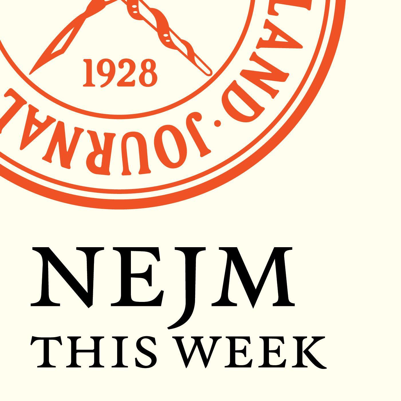 NEJM This Week — June 4, 2020