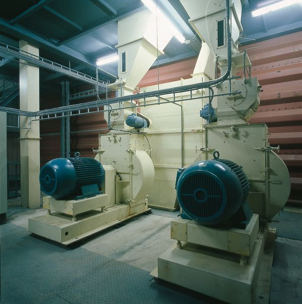 Grinding - Hammermill - Poeth Solids Processing - Tegelen