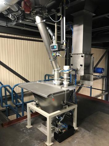 Micro Componenten Dosering - Bulk Solids Industrie - Poeth Solids Processing - Tegelen