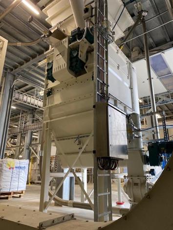 Paddelmenger dubbelassig - Bulk Solids Industrie - Poeth Solids Processing - Tegelen