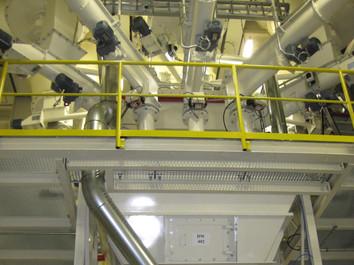 Doseren en wegen - Feed Veevoerindustrie - Poeth Solids Processing - Tegelen