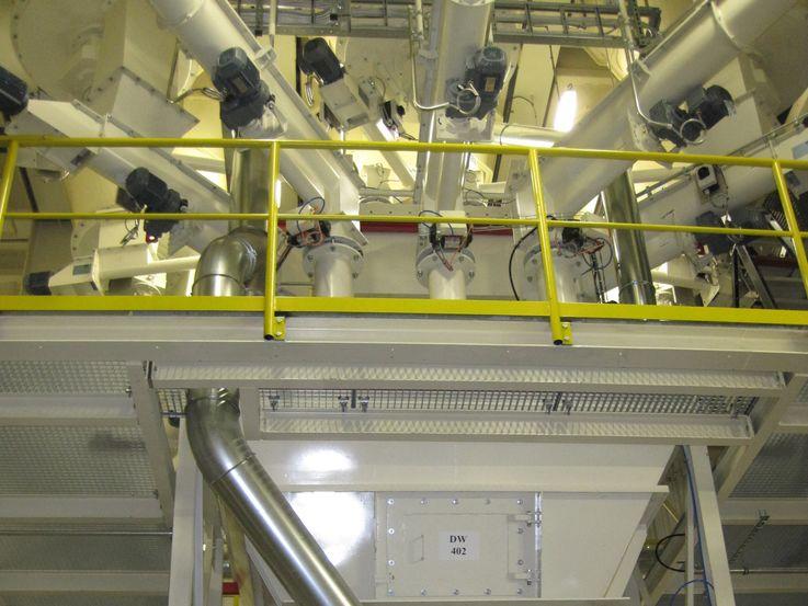 Conveying - Screw Conveyor - Poeth Solids Processing - Tegelen