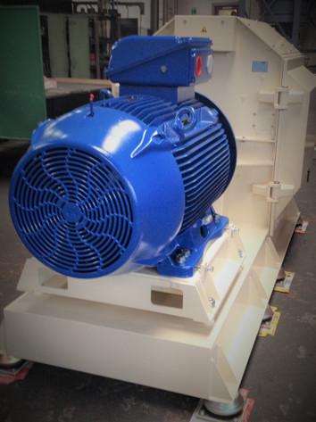 Hamermolen - Feed Veevoerindustrie - Poeth Solids Processing - Tegelen