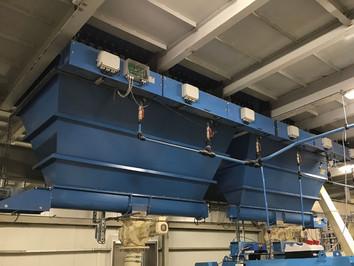 Schroeftransporteur - Feed Veevoerindustrie - Poeth Solids Processing - Tegelen