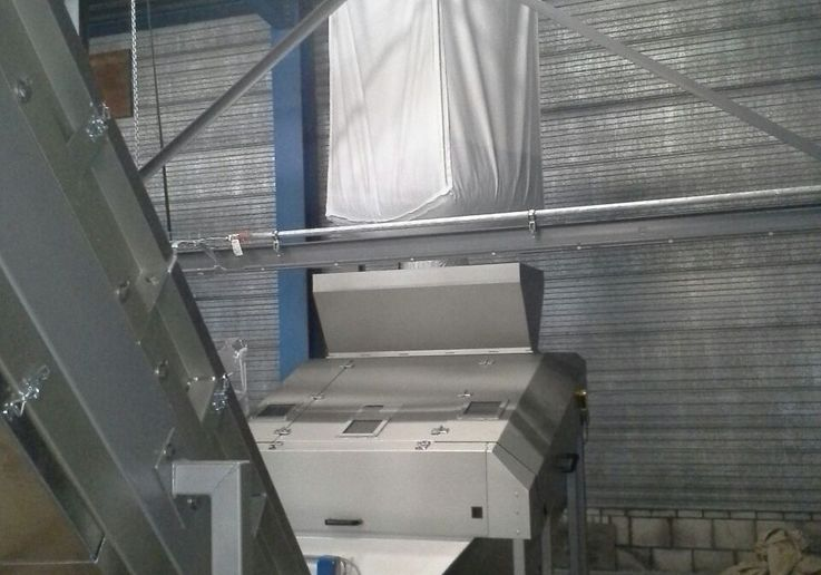 Screening and Separating - Poeth Solids Processing - Tegelen