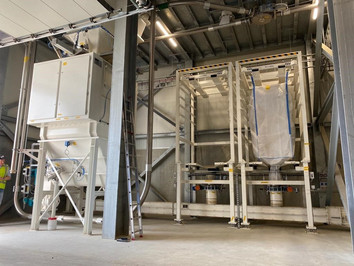 Menglijn - Feed Veevoerindustrie - Poeth Solids Processing - Tegelen