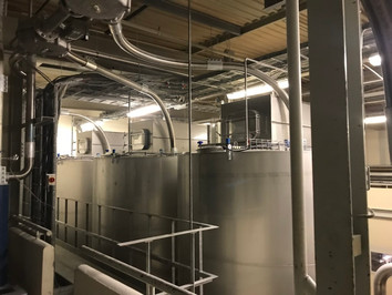 Pneumatisch transport - Food sector - Poeth Solids Processing - Tegelen