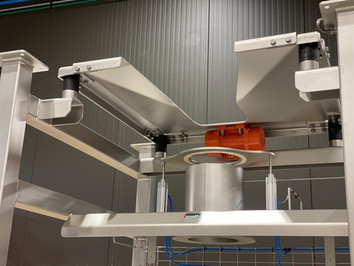 Big-bag losstation - Food Industry - Poeth Solids Processing - Tegelen