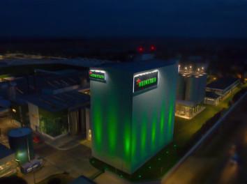 Mout Silo Heineken Cambodja - Malt Handling / Brouwerijen - Poeth Solids Processing - Tegelen