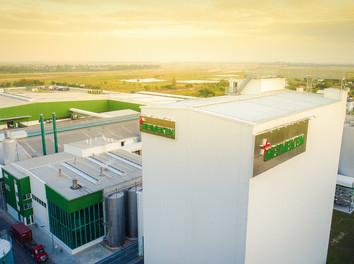 Malt Handling Heineken Cambodja - Malt Handling / Breweries Industry - Poeth Solids Processing - Tegelen