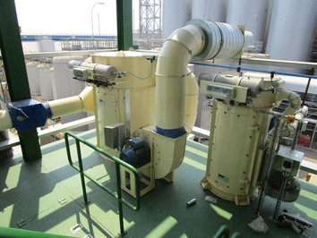 Filters Malt Cleaning - Malt Handling / Breweries Industry - Poeth Solids Processing - Tegelen