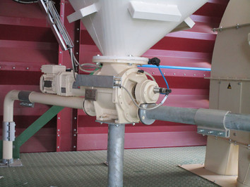 Pneumatic Conveying Malt - Malt Handling / Breweries Industry - Poeth Solids Processing - Tegelen