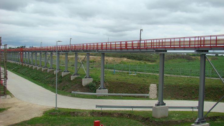 Conveying - Belt Conveyor - Poeth Solids Processing - Tegelen