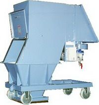 Products Intake and Storage - Dustfree Bag-dumping Unit - Poeth Solids Processing - Tegelen