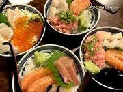 【元朗】吃好西不跨區!元朗車仔丼@魚一壽司