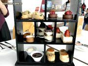 【尖沙咀】年又過年!Café 100 by The Ritz-Carlton 新春下午茶