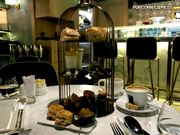 【尖沙咀】貴婦fu平民價三層架下午茶!La Mer Restaurant & Lounge