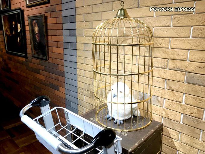 【旺角】哈利迷注意!主題餐廳 9 3/4 Cafe