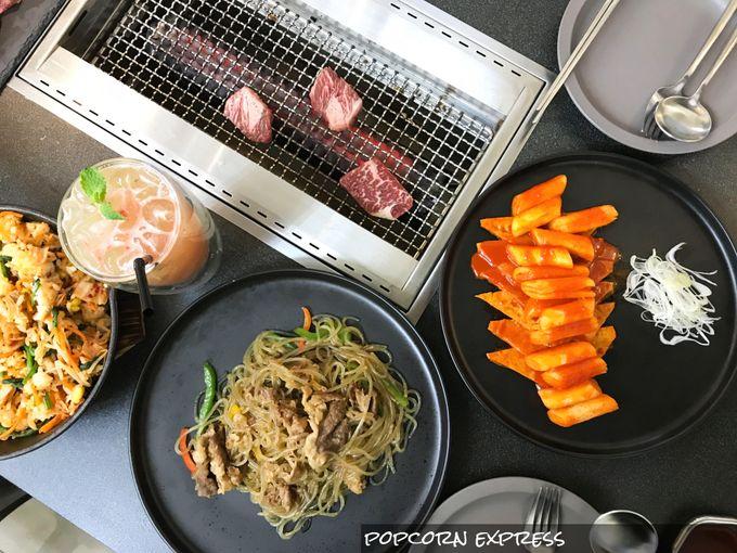 【旺角】潮人新派韓燒!朗豪坊中美味燒肉!Lab 10