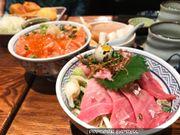 【尖沙咀】真。三文魚不怕紅爐火 | 嵐橋丼飯專門店