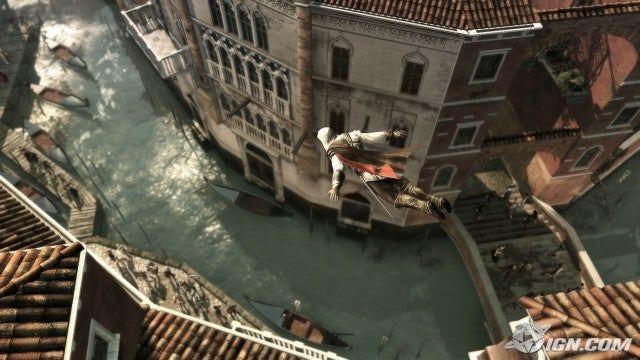Assasin's Creed II (2010) CLONEDVD PL + Crack SKIDROW