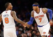 【交易傳聞】只要騎士同意的話 Carmelo Anthony和J.R.Smith的交易將會達成...