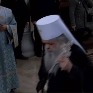 МПЦ-ОА препознава оптимизам кај Вселенскиот патријарх за автокефалност