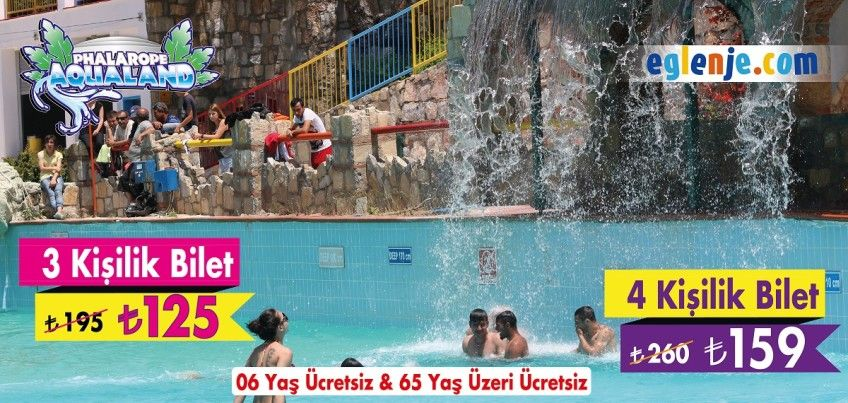Bodrum Phalarope Aquapark  2
