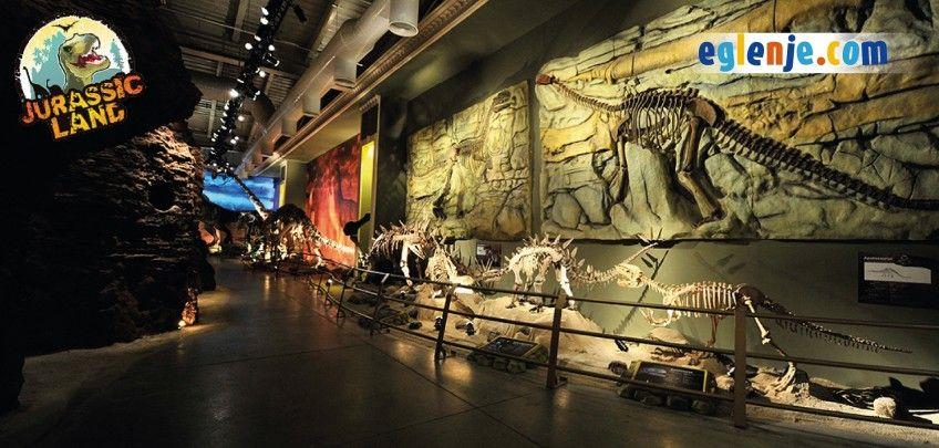 Jurassic Land Banner 2