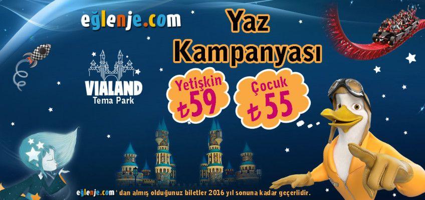 Vialand Biletleri