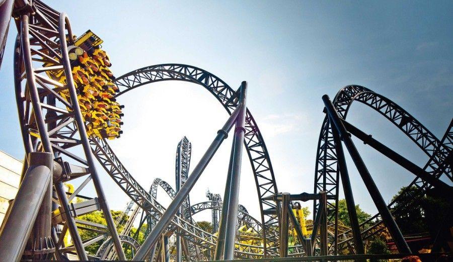 Dünyanın en hızlı roller coasterları