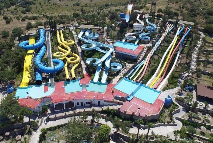 Bodrum Phalarope Aquapark Generic Resim