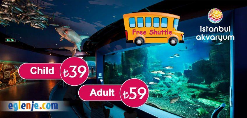 İstanbul Aquarium Tickets