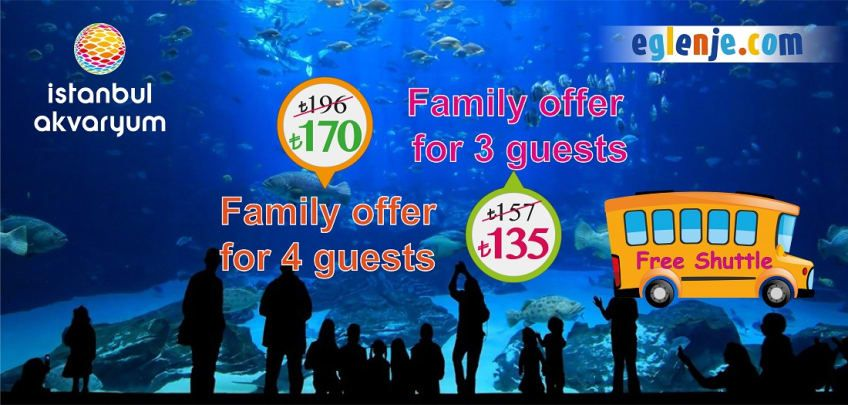 Istanbul Aquarium Tickets 2