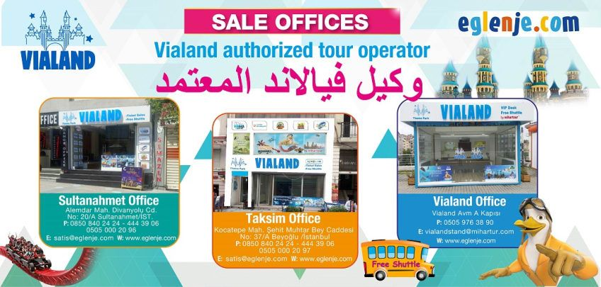 Vialand Sale Offices