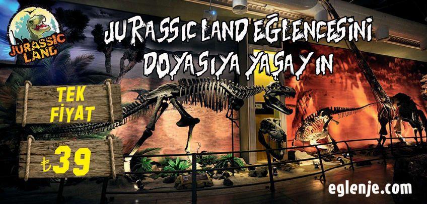 Jurassic Land Biletleri