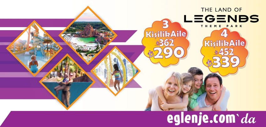 Eglenje.com The Land Of Legends Bilet Fiyatları 2