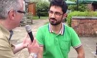 Interview with Boris Pinto