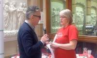Interview with the DKMS Blood Cancer Charity