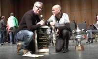 Iwan fox talks to Championship Section Winners - Eikanger