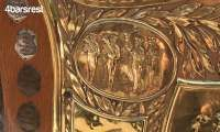 The history and mystery of the British Open Shield...