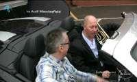 John Barber and the new Courtois trombone