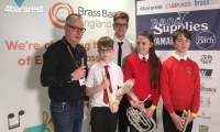 Interview with Dobcross Youth Training Band