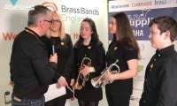 Interview with Gwynedd a Mon Junior Band