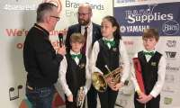 Interview with Stockport Schools Junior Brass Band