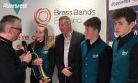 Interview with Chalford Youth Band