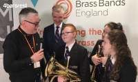 Interview with Outwood Academy Brass